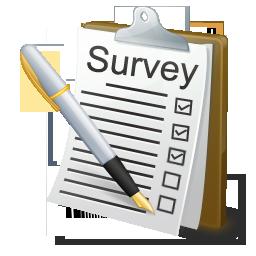 Resultado de imagen para survey transparent