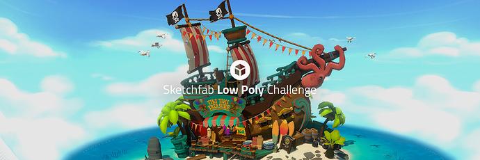 low-poly-pirates