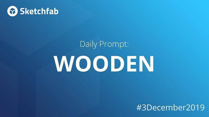 4-wooden