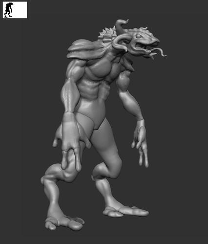 Lizard 01WIP