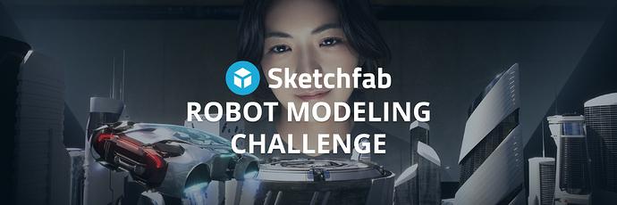 sony-sketchfab-robot-challenge