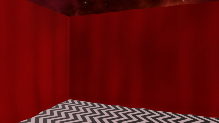 twin peaks fire walk with me the black lodge red room lights
