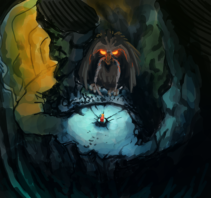 The Secret Of Nimh The Great Owl Lights Camera Immersion