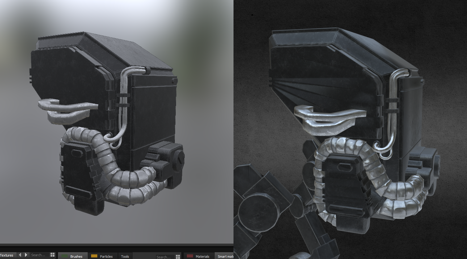 What is wrong with my Normals? - Support - Sketchfab Forum