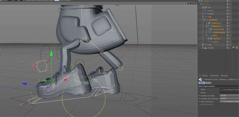 Model Animation Problem C4D - Support - Sketchfab Forum