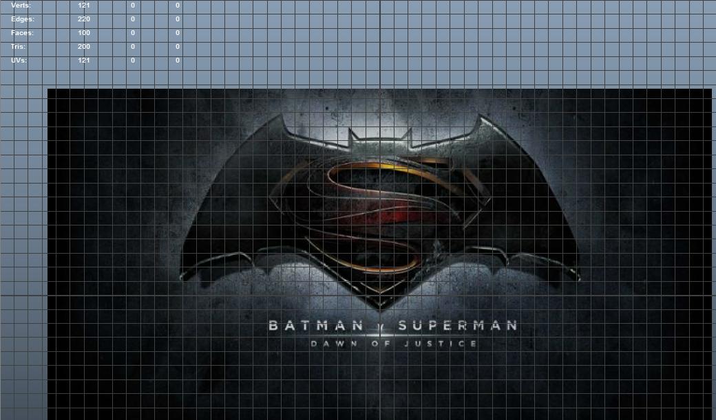 1setupScene1040x611 434 KB 2 Make Batman Logo