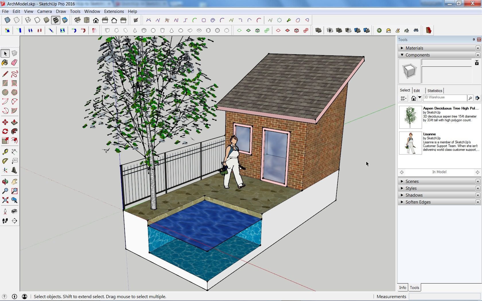 What are the best export settings for Sketchup > SketchFab