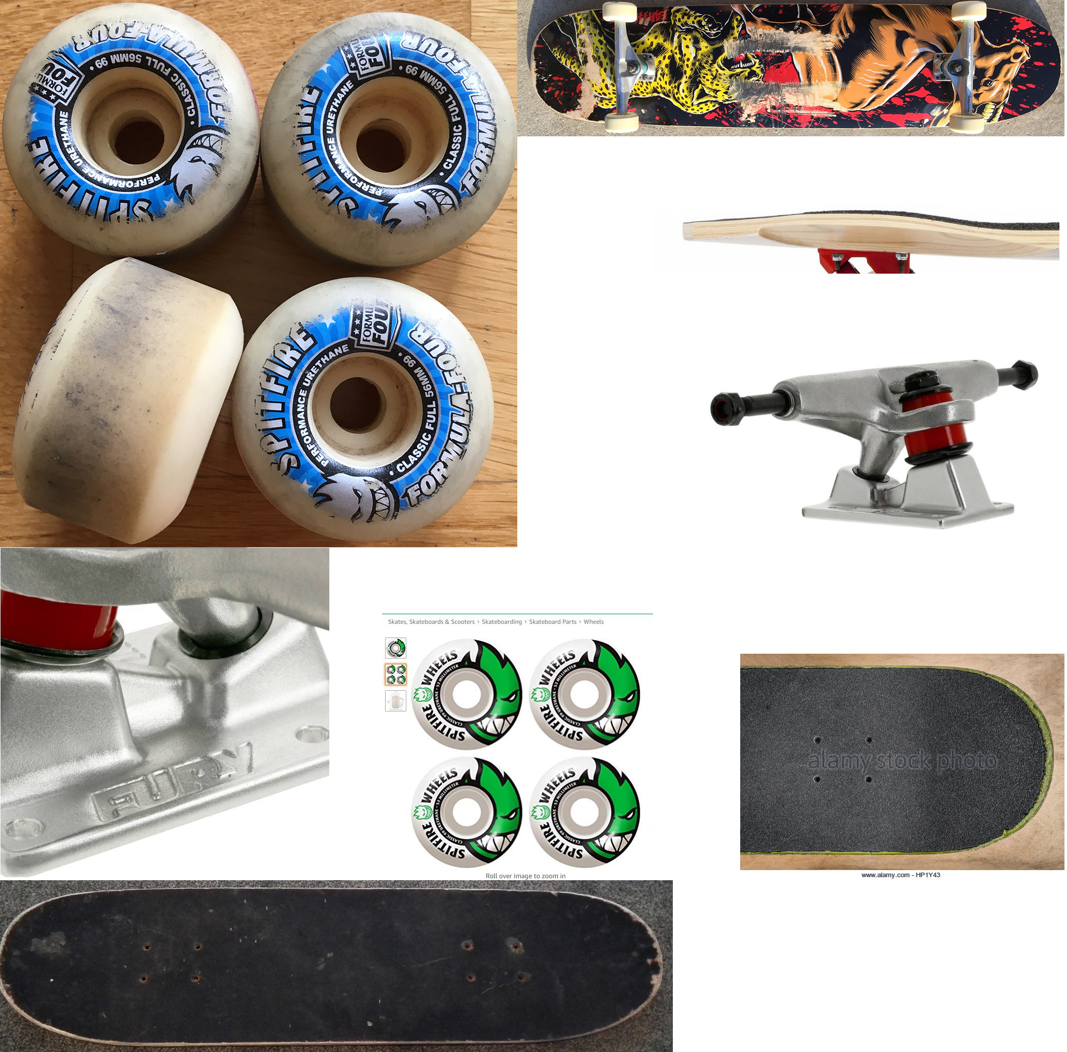 2c5bb6ce69 ENDED] Sketchfab Texturing Challenge: Skateboard - Weekly Challenges ...