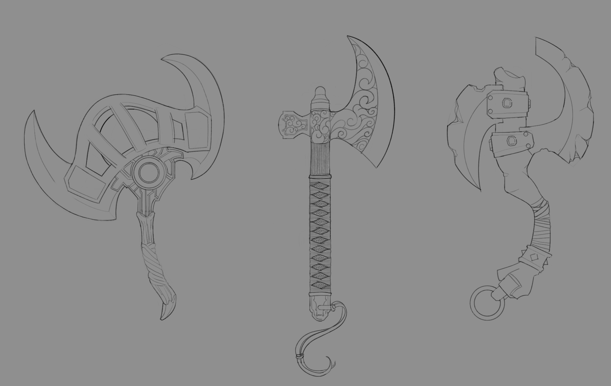 ENDED] Sketchfab Sculpting Challenge: Battle Axe - Weekly