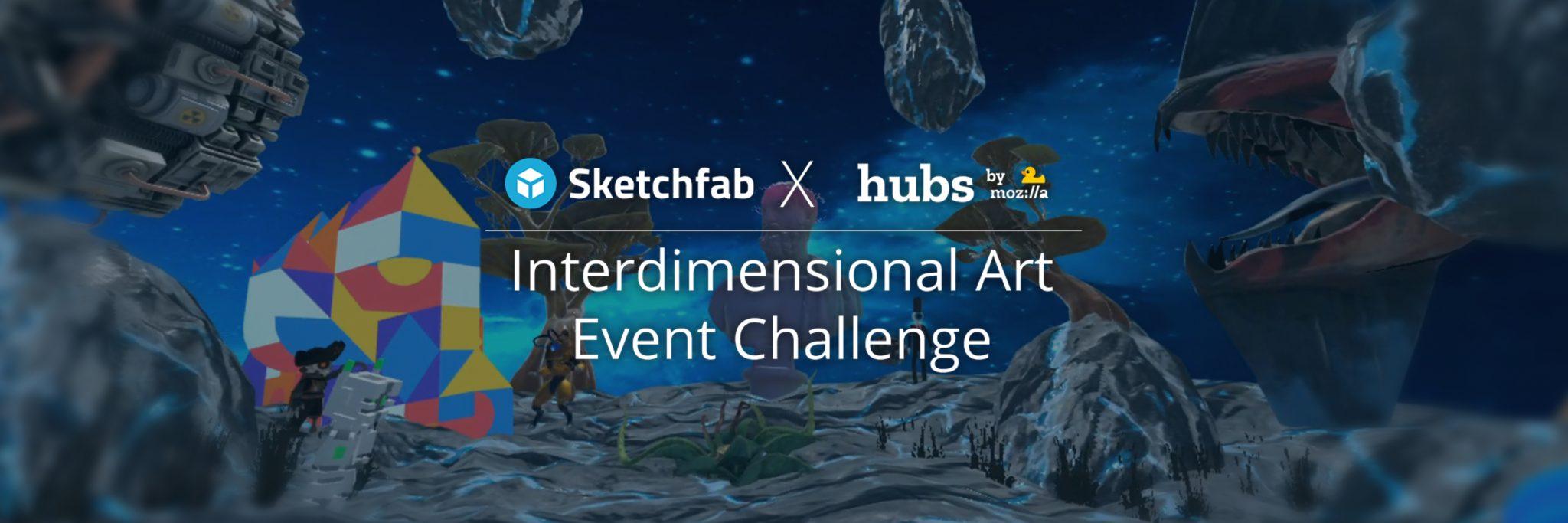 sketchfab-x-mozilla-hubs-2021-challenge-blog-header-2048x683