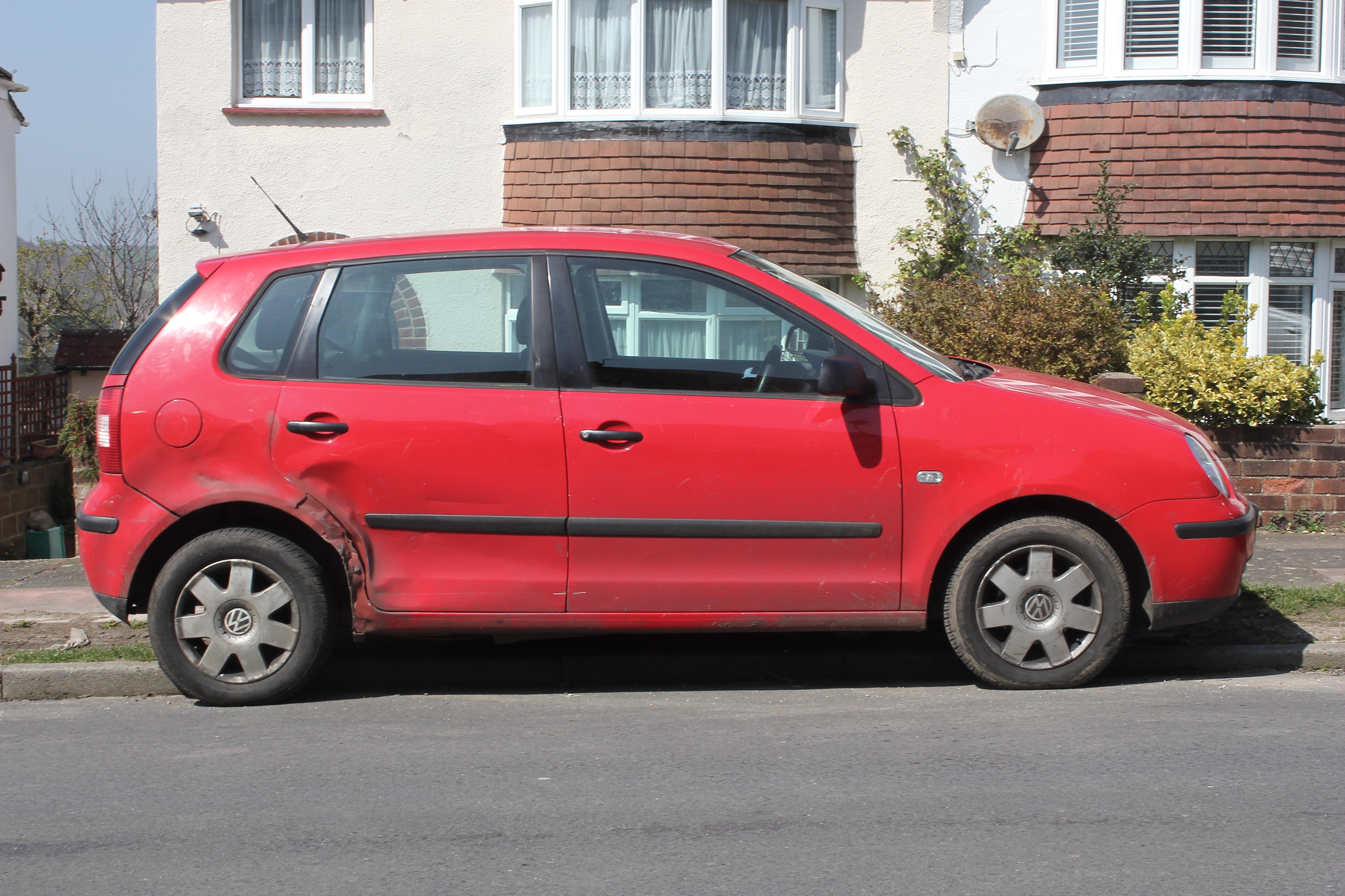 Modelling My Car Vw Polo 2003 Model Artwork Sketchfab Forum